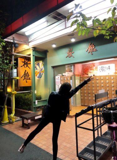 大田区の桜館